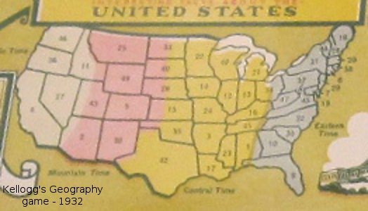 United States Time Zones